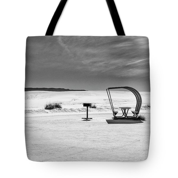 White Sands National Monument #9 Tote Bag