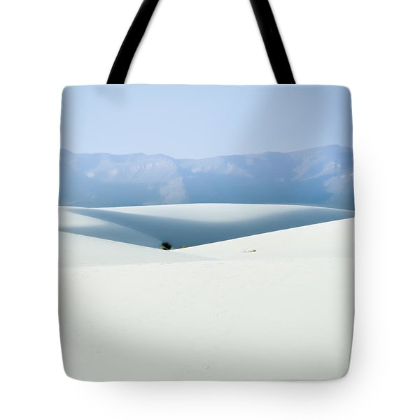 White Sands, New Mexico Tote Bag