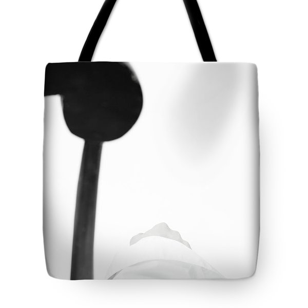White Shirt #5578 Tote Bag
