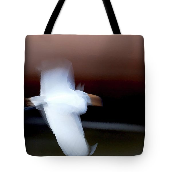 White Spirit Tote Bag