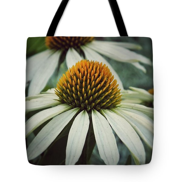 Tote Bag featuring the photograph White Swan by Karen Stahlros