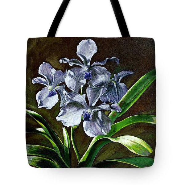 Morning Vanda Tote Bag