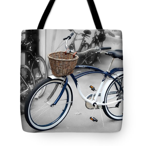 White Walls Tote Bag by JAMART Photography