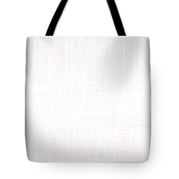 White.13 Tote Bag