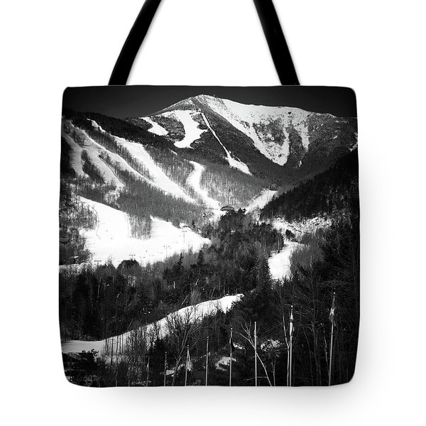 Whiteface Mountain Tote Bag