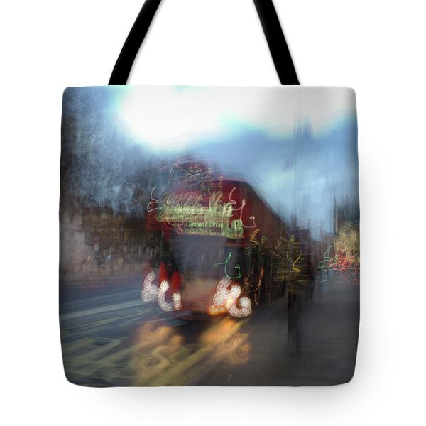 Tote Bag featuring the photograph Whitehall by Alex Lapidus