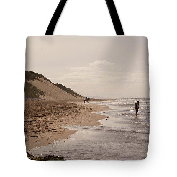 Whiterocks Beach Tote Bag