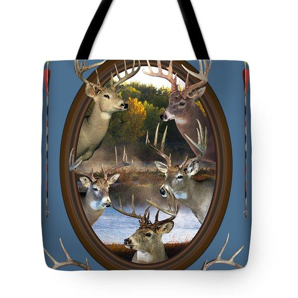 Whitetail Dreams Tote Bag