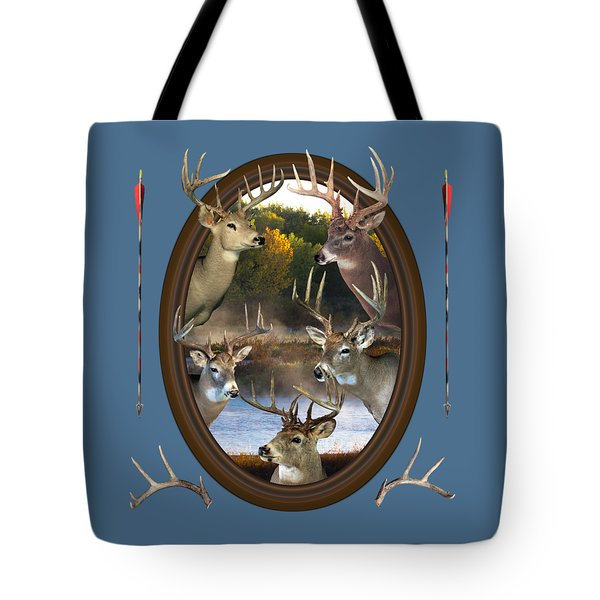 Whitetail Dreams Tote Bag