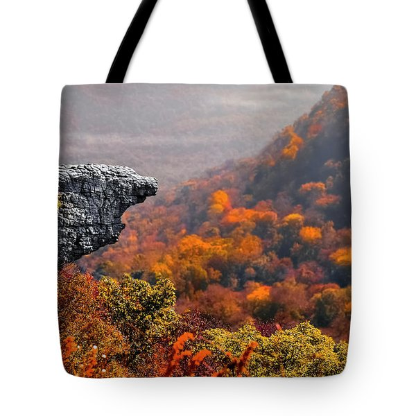 Whitiker Point Tote Bag