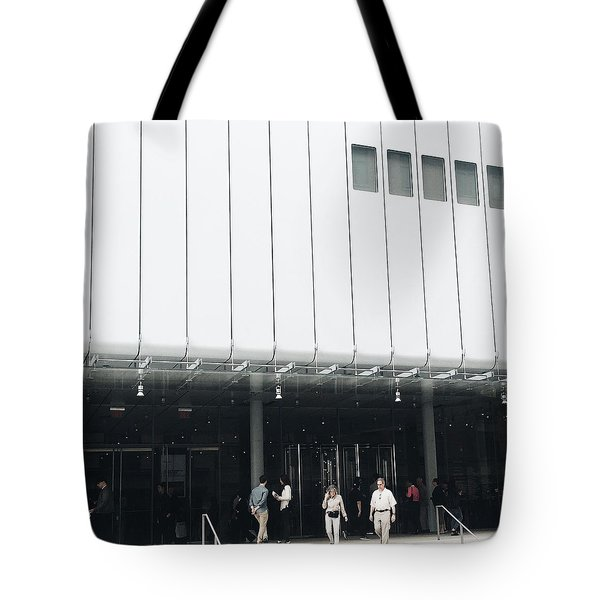 Whitney Museum Of American Art Tote Bag