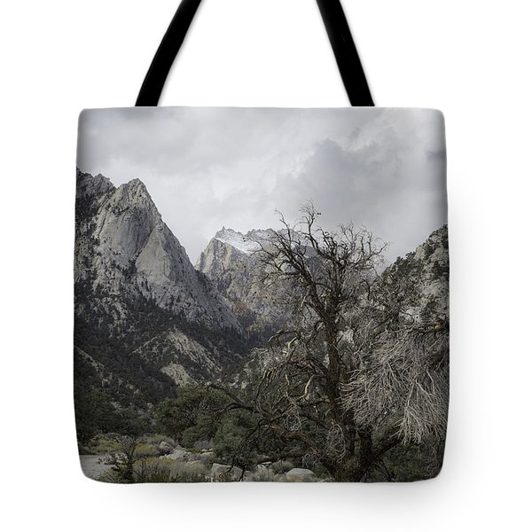 Whitney Portal Tote Bag