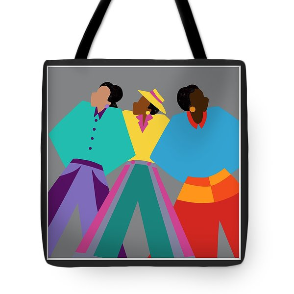 Who Dat Say Tote Bag