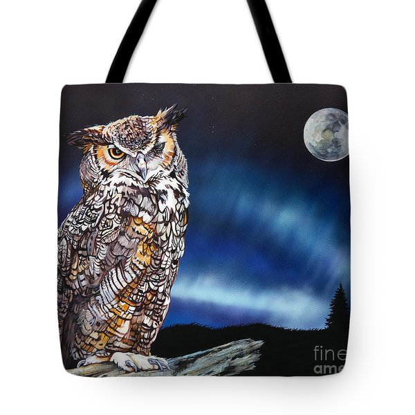 Who Doesn't Love The Night Tote Bag