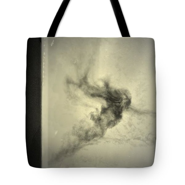 Who Follows You Tote Bag by Mark Ross
