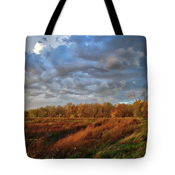 Who Has Seen The Wind? Tote Bag