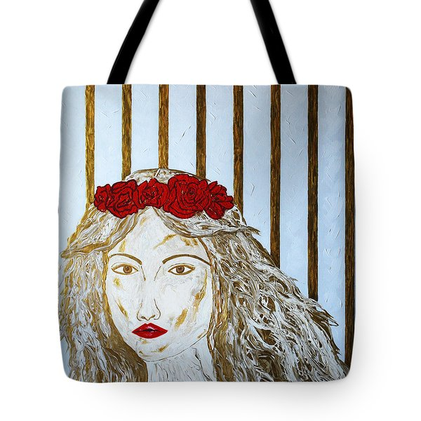 Who Is She? Tote Bag