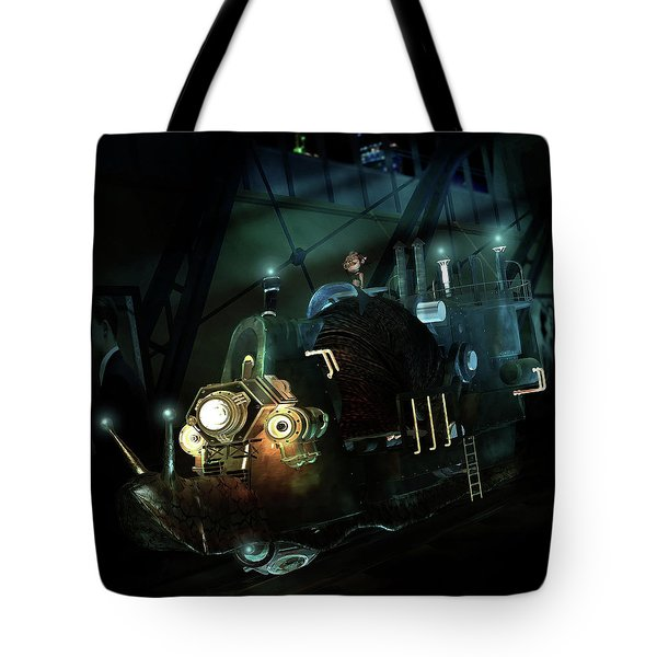 Who Knew Part Two Tote Bag by Mary Hood