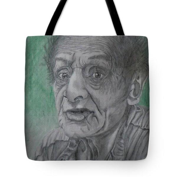 Who Loves Ya Baby Tote Bag