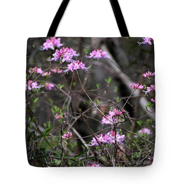 Tote Bag featuring the photograph Who Put The Wild In Wildflowers by Skip Willits