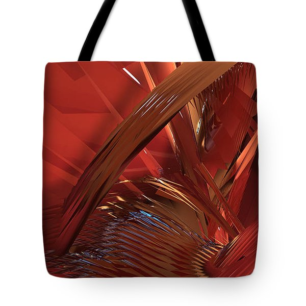 Tote Bag featuring the digital art Who What by Steven Lebron Langston