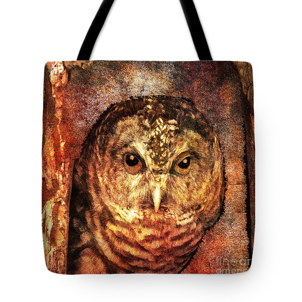 Who Whoo Yoo 2015 Tote Bag