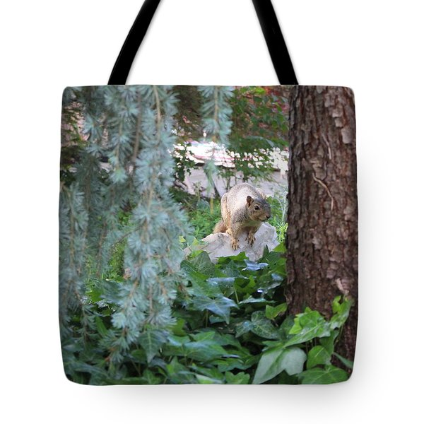 Tote Bag featuring the photograph Whoa Nellie by Marie Neder