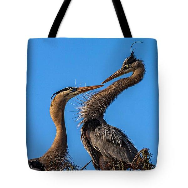 Whoaaaa Tote Bag by Cyndy Doty