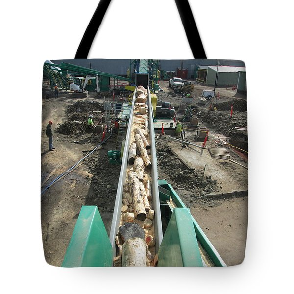 Whole Log Tote Bag