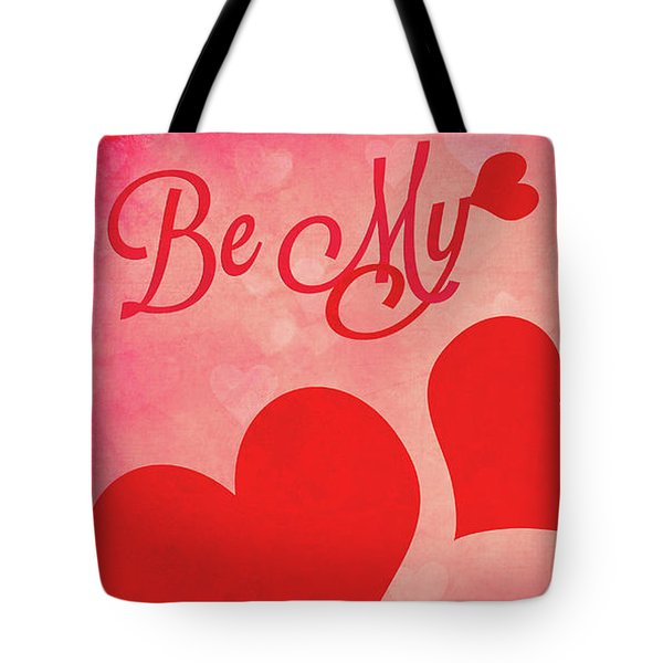 Whole Lotta Love Tote Bag by Iryna Goodall