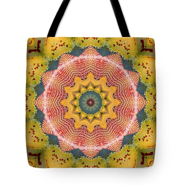 Tote Bag featuring the photograph Wholeness by Bell And Todd