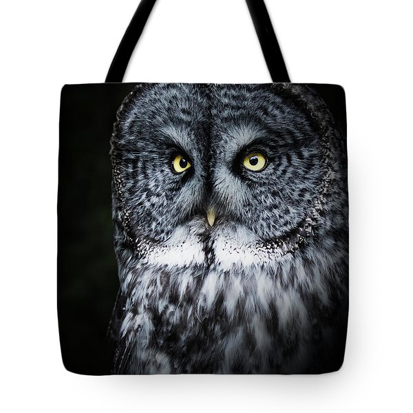 Whooo Are You Looking At? Tote Bag