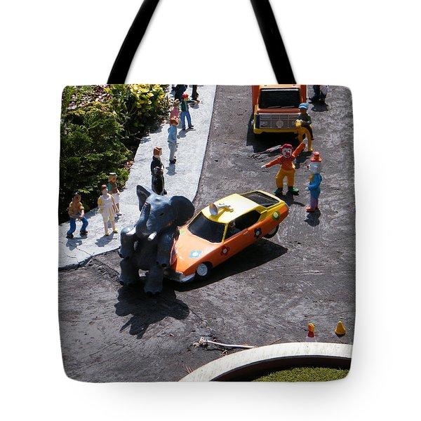 Whoooooops Tote Bag