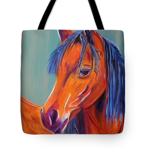 Whoopi Tote Bag by Andrea Folts