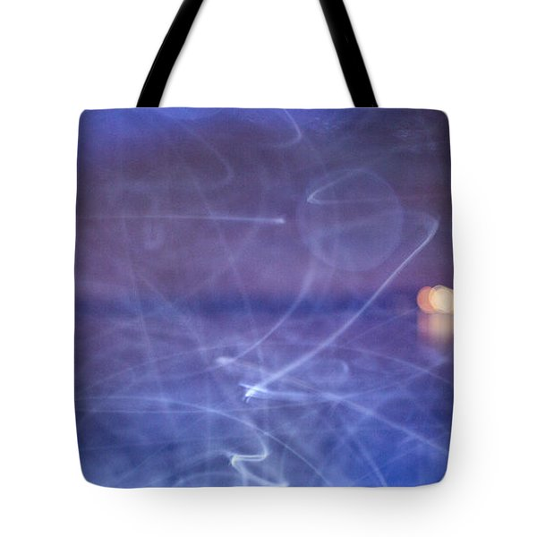 Whoosh Of Mosquitoes In The Night Tote Bag by Odon Czintos