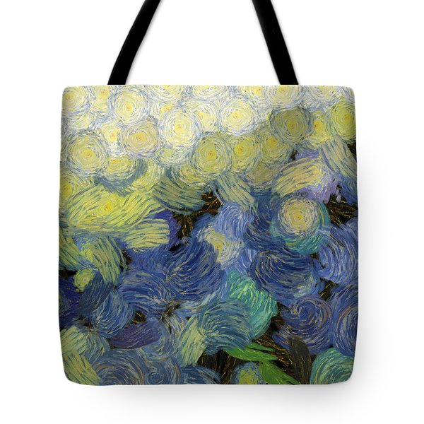 Whorls And More Whorls Tote Bag