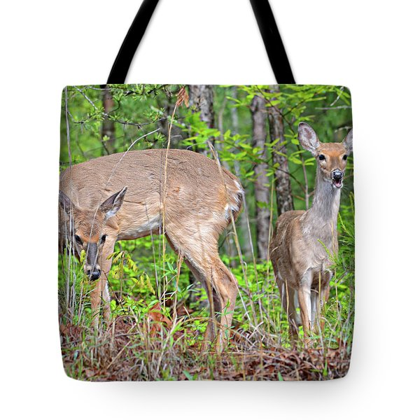 Who's That Tote Bag