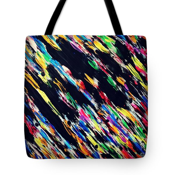 Why Did You Leave Me? Tote Bag