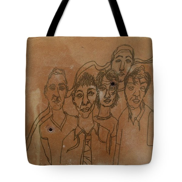 Why Do I Have To Be Famous Radiohead Tote Bag