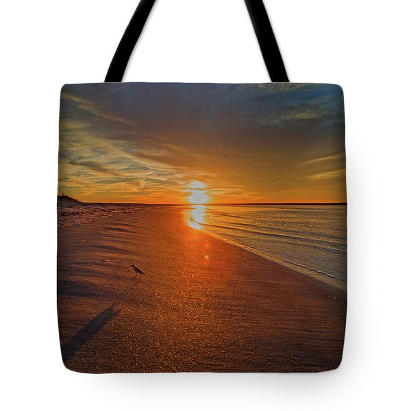 Why The Long Shadow Tote Bag