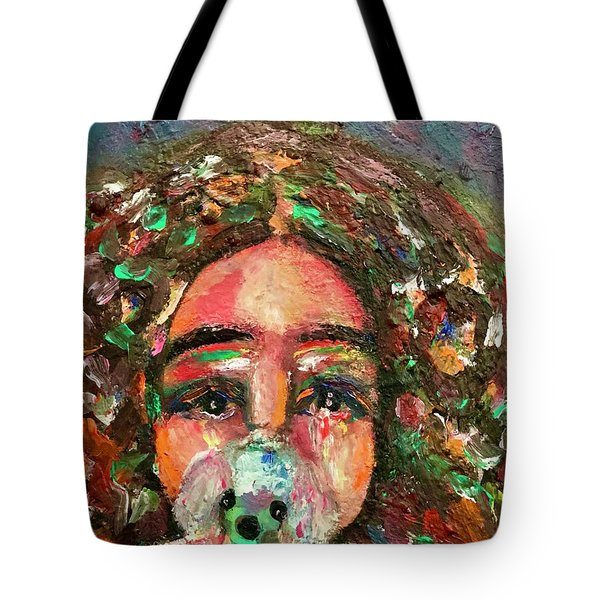 Why You Leave Us Tote Bag
