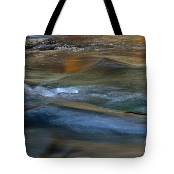 Whychus Creek Tote Bag