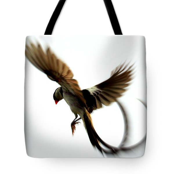 Whydah Abstract II Tote Bag