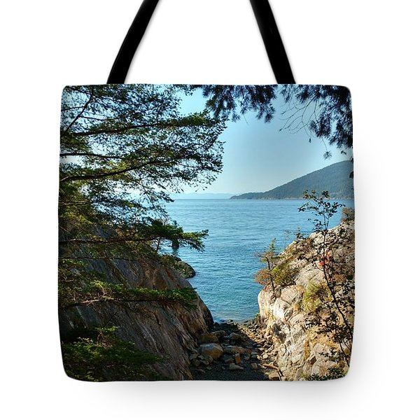 Whyte Cliff Park 2 Tote Bag