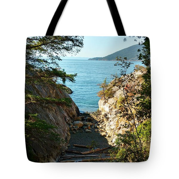 Whyte Cliff Park Tote Bag