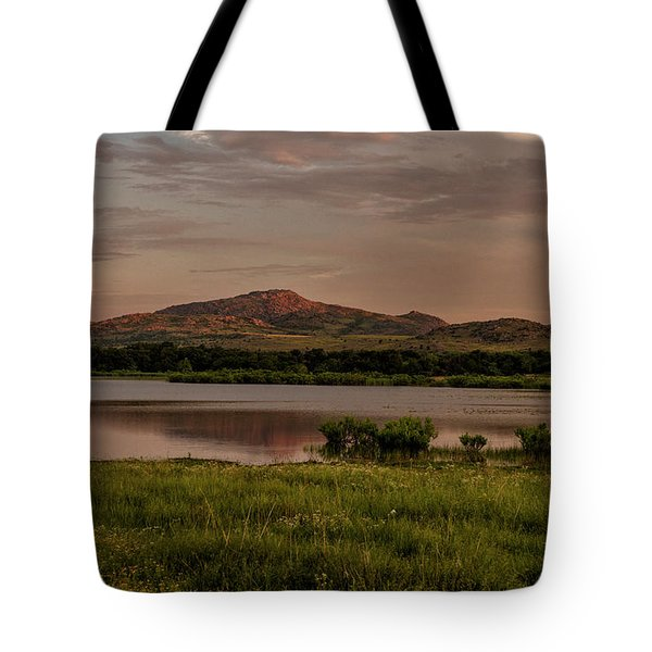 Wichita Mountains Tote Bag