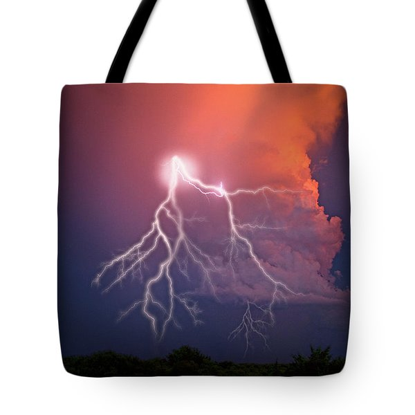 Wicked Serenity Point Tote Bag