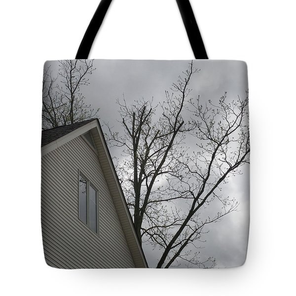 Wicked Weather Tote Bag by Rosie Brown