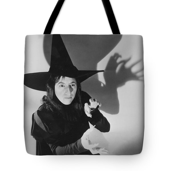 Wicked Witch Of The West Tote Bag by Granger