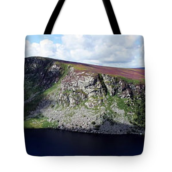Wicklow Mountains In Ireland Tote Bag